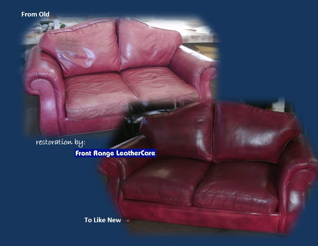 ... Leather Restoration Services In Denver Since 1912 ...