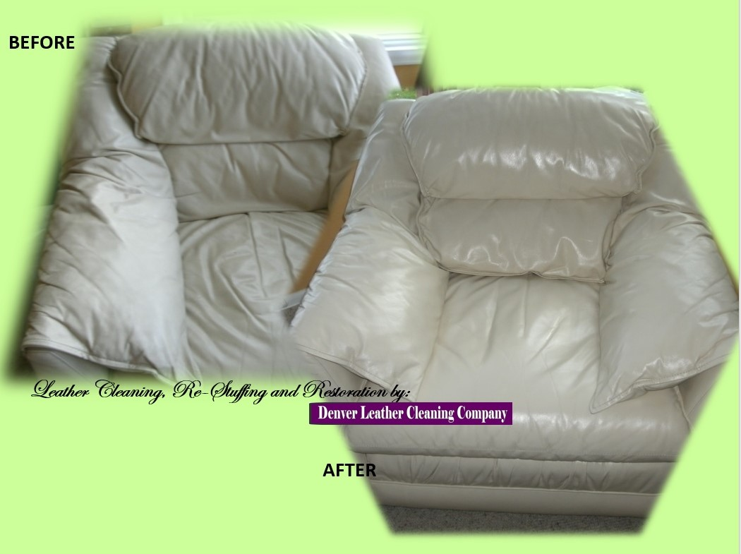 ... Denver Leather Furniture Cleaning, Re Stuffing, Color Restoration ...
